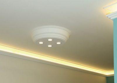 Design Stucklampe