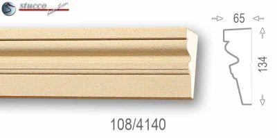 Beschichtetes Fassadenprofil Ankara 108