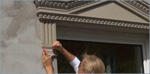 Fassade Stuckarbeiten