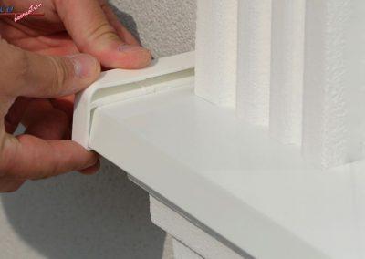 Fenstereinbau-Kantenschoner