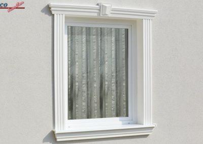 Stuckhaus-Fassadenprofile