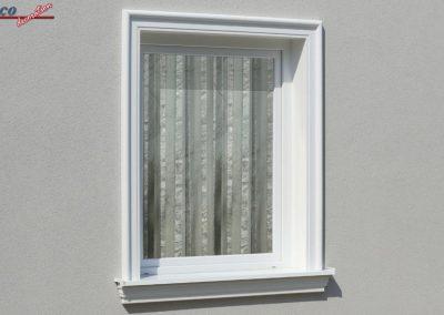 Stuckhaus-Zierprofil-Fensterbank