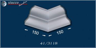 Bevorzugt Stuckleisten anbringen | Stuckleisten Hersteller JR06