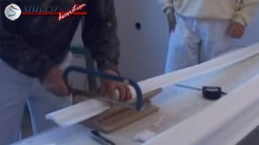 Hervorragend Stuckleisten anbringen | Stuckleisten Hersteller EH95