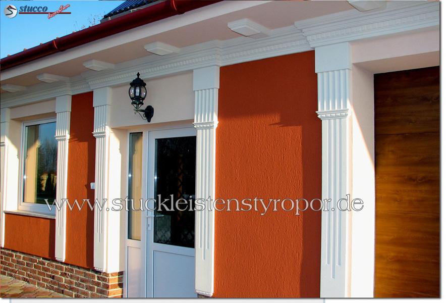 Fassadenprofile nach Kundenwunsch