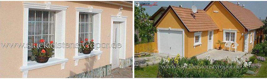 Herrliche Fassadenideen in die Realität umsetzen