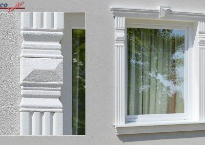 Aussenstuck Fassadenelemente
