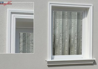 Fassadenprofil Oxford 102
