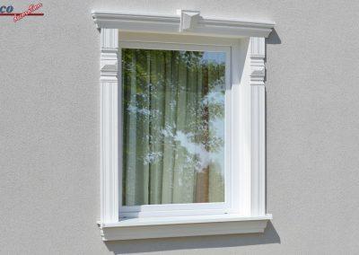 Fassadenprofil Zierleiste