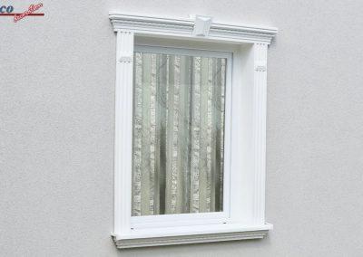 Fassadenprofile Styropor