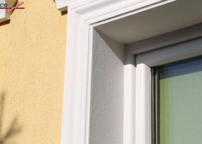 Fassadenstuck Stuckleist