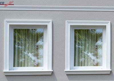 Fassadenstuck Stuckleisten