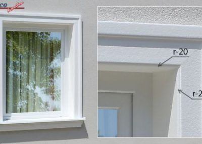 Fassadenprofil-Bayern