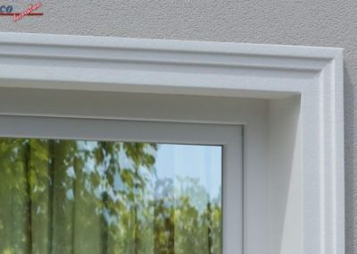 Fassadenprofile-Leibungstiefe