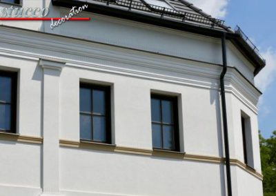 Stossfeste-Fassadenprofile