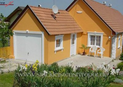 Fassadengestaltung-Einfamilienhaus